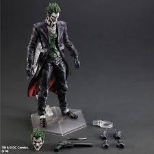可動海賊咖 Play Arts Pa改 小丑 Joker 蝙蝠俠 Batman 超級英雄 Dc英雄 黑騎士崛起