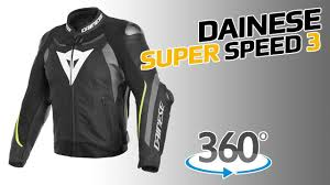 dainese leather supersd3