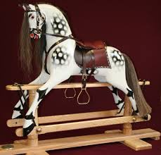 garrowby rocking horse medium