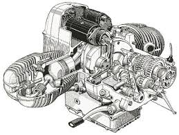 91 r100 gs pd engine diagram bmw r75 5 right front lkg aft