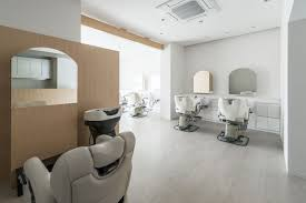 beauty room furniture. Folm Art Beauty Salon Grey Floor Room Furniture