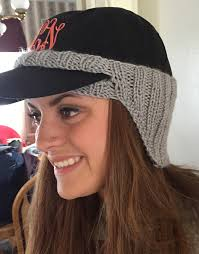 Knit Ear Warmer Pattern Inspiration Earwarmer Headband Knitting Patterns In The Loop Knitting