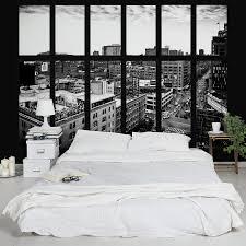 Luftfeuchte Schlafzimmer Baby Vliestapete Premium New York