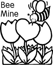 Valentines Printable Coloring Pages Day Coloring Pages Printable ...