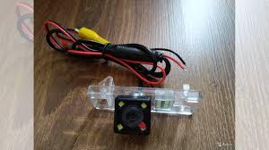 <b>Cmos ECO LED штатная</b> камера заднего вида AVS112CPR ...
