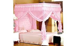 Full Size Bed Canopy Interior Full Size Canopy Bed Intended For ...
