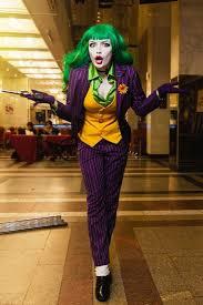 28 criminally y joker cosplays you ll go completely nuts for female joker costumebatman