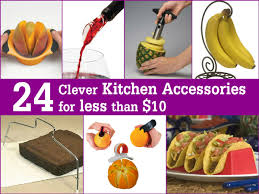 Kitchen Accessories 24 Clever Kitchen Accessories For Less Than 10 Trendsandideascom