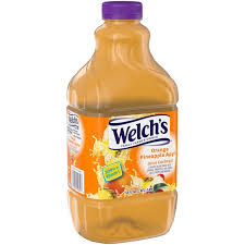welch s orange pineapple apple juice l