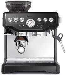 Breville vcf050 coffee express coffee machine. Amazon Com Breville Bes870bsxl The Barista Express Coffee Machine Black Sesame 2 Semi Automatic Pump Espresso Machines Kitchen Dining