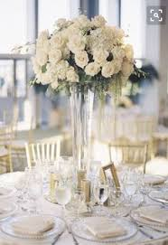 White wedding centerpieces Unique This Wedding Is What Drop Dead Gorgeous Dreams Are Made Of Pretty Pinks And Creamy Whites Flower Girls In Tutus And Little Bits Of Gold Here And There Pinterest 828 Best Centerpieces In White Images In 2019 Wedding Decoration