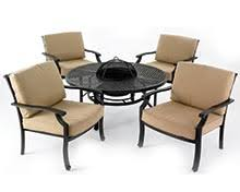 fire pit table with chairs. Jamie Oliver Fire Pit Set Table With Chairs O