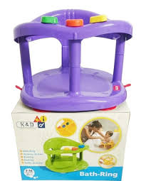 keter infant baby bath tub ring safety seat anti slip chair durable genuine purple