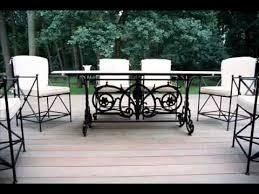 Wrought Iron Patio Furniture Jacksonville Cast Iron Furniture