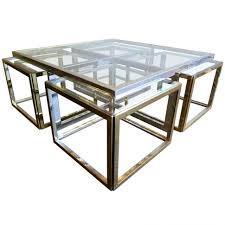 furniture large square coffee table s rustic glass storage chest trunk wood box dark decor