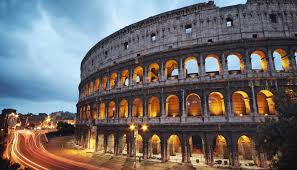 tour the colosseum in rome italy