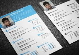 Resume Business Cards 7 Free ResumeCV Business Card Templates Simple