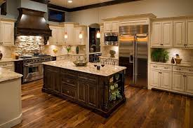 natural stone kitchen islands