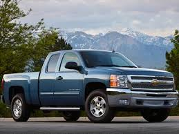 2013 Chevrolet Silverado 2500 HD Extended Cab | Pricing, Ratings ...