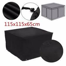 rattan outdoor furniture covers. waterproof heavy duty rattan cube cover outdoor garden furniture rain protect covers u