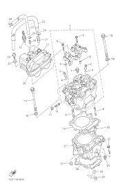 2001 yamaha yz426f yz426fn cylinder parts best oem cylinder yz 426 at 2001 yz 426f wiring