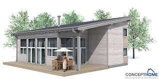 small house plan ch52 with affordable building budget for affordable house plans to build