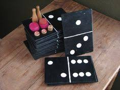 Wooden Games Room Could be cool to have some old wooden games out on the tables 78