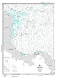 Nga Nautical Chart 28006 Caribbean Sea Southwest Part