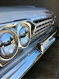 backend of 64 impala ss classic cars 64 impala 62 chevy impala