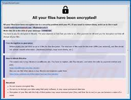 The Help Text How To Remove Spartcrypt Ransomware Virus Removal Steps