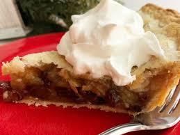 easy all fruit mincemeat pie recipe