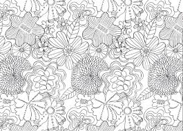 Coloring Therapy For Anxiety Printable Coloring Page For Kids