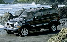 2005 Jeep Liberty - Information and photos - ZombieDrive