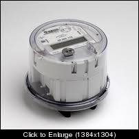 general electric ge kv series meter 1996 watthour meters ge kv2c fitzall side view attachments