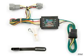 curt mfg 55362 1998 2003 nissan frontier trailer wiring kit nissan frontier trailer wiring kit 1998 2003 by curt mfg 55362