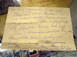 Letters Describe Slugger Ted Williams Service In Korean War Wtop