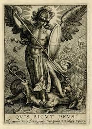 дракончик Religious Line Art архангел михаил ангел и идеи для