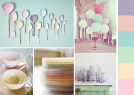 pastel color ideas for wall color