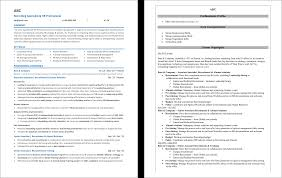 sample hr director resumes human resources resume examples and samples
