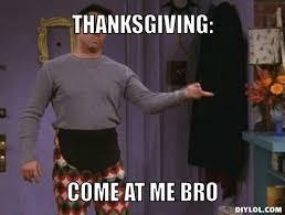 Memes Vault Friends Thanksgiving Memes via Relatably.com