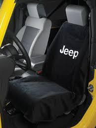 jeep towel seat covers and console covers