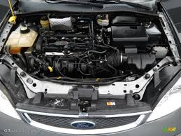 2005 Ford Focus ZX3 SES Coupe 2.0 Liter DOHC 16-Valve Duratec 4 ...