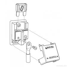Blue sea systems 5006 mounting diagram