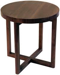 Wooden Side Table Round Wooden Side Table Round Designs