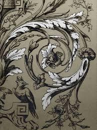 Ornamental Design Drawing Ornamental Scroll Drawing Ornament Drawing Ornaments