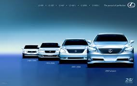 lexus wallpaper.  Lexus Lexus Wallpaper LS Generations For Wallpaper P