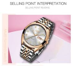 <b>2019 LIGE New Rose</b> Gold Women Watch Business Quartz Watch ...