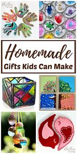 diy gifts kids can make for mother s day father s day or a birthday