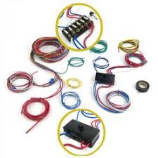 keep it clean wiring accessories fuses sears keep it clean wiring accessories kicgfk1062509 glass fuse wire harness for 32 48 studebaker nose