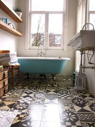 Apartment Therapy Bathrooms Go Big 15 Fabulously Tiled Bathrooms From Real Life Homes